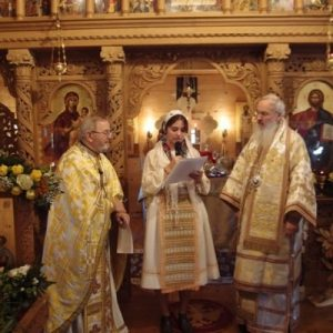 Slujbă arhierească la Salzburg și aniversarea a 10 ani de la sfințirea bisericii 1